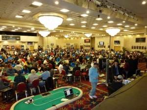 Day 2 of the LA Poker Classic