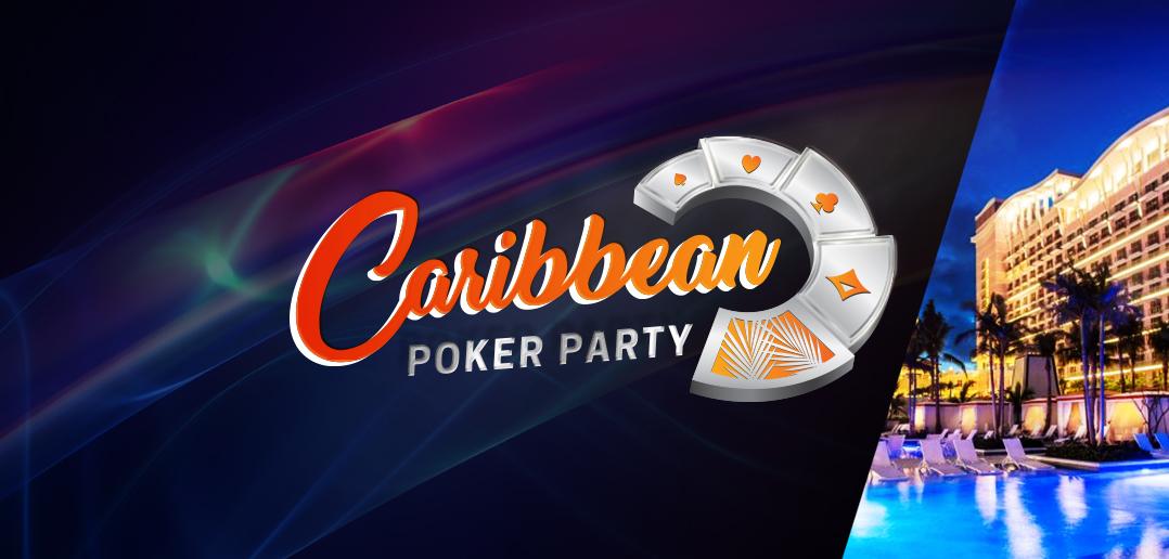 2018 Caribbean Poker Party