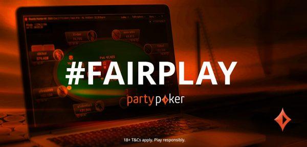 Rob Yong darüber wie partypoker zu einem sicheren, fairen und ehrlichen Platz zum Pokern gemacht wird