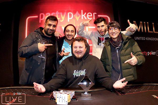 MILLIONS UK Mini champion