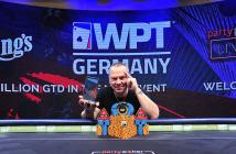 Ricardas Vymeris wins WPT Germany Opener