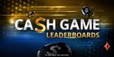 cash game leaderboards