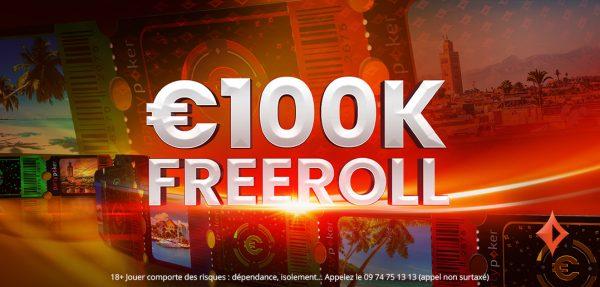 partypoker annonce la promotion «Objectif 50000 €»