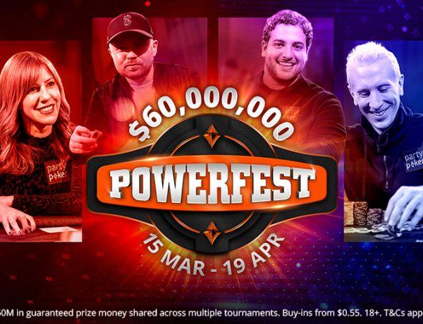 Powerfest é prorrogada por mais duas semanas; GTD chega a $ 60 mi