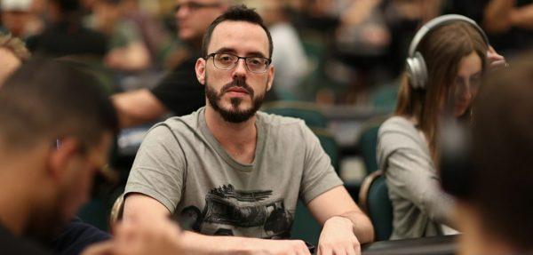 Cássio Kiles faz mesa final em WPT Online #54; Moraes e Garagnani ficam no top 20