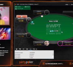 LIGA partypoker: Quarenta ganó el Main Event