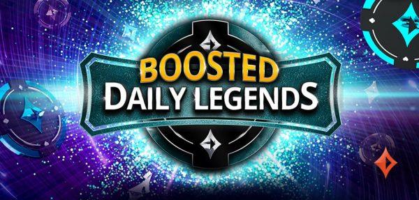 partypoker prorroga promoção Boosted Daily Legends até 5 de novembro