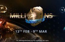MILLIONS Online Mini Main Event