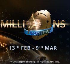 Brasileiros brilham, com título e vice, nos paralelos do MILLIONS Online