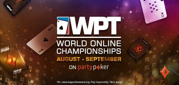 WPT World Championship: juega por US$5M desde US$0,01