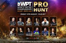 2021 WPT Pro Hunt